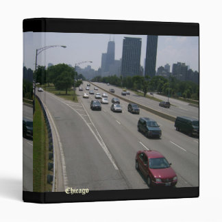 Drive Through Chicago Binder