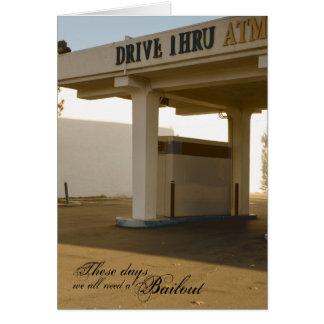 Drive Thru Card