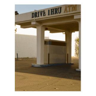 Drive Thru Postcard