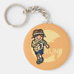 drive to the track. keychains