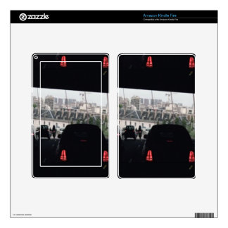 Drive under the bridge  Elegant BNW Gifts Skins For Kindle Fire