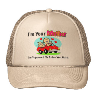 Drive You Nuts Mothers Hat
