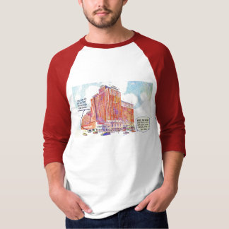 Drive Your Car Right Into Hotel Sherman Garage T-Shirt