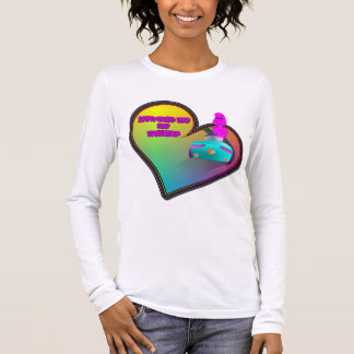 Driven By My Heart Long Sleeve T-Shirt
