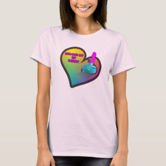 Driven By My Heart T-Shirt