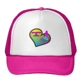 Driven By My Heart Trucker Hat
