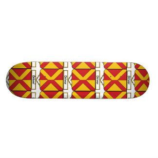 Driver Family Crest Skateboard Decks
