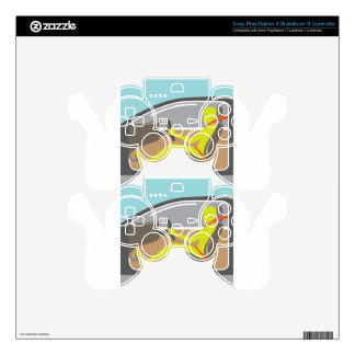 Driver in the car seat belt skins for PS3 controllers