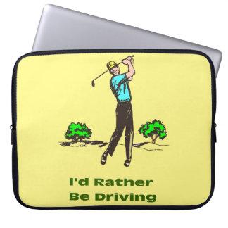 Driver Laptop Sleeve
