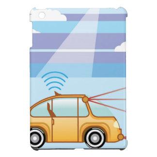 Driverless Car . Self-driving car iPad Mini Covers