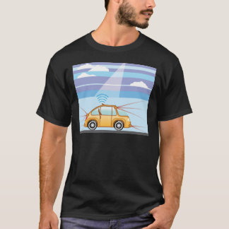 Driverless Car . Self-driving car T-Shirt