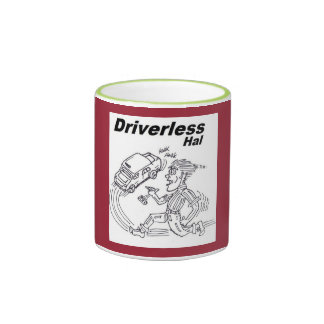 Driverless Hal Ringer Mug