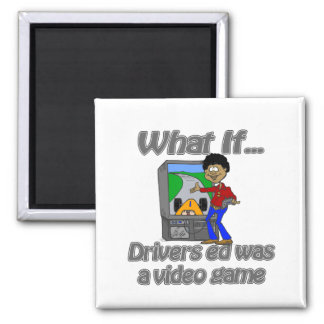 drivers ed magnet