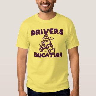 Drivers Education Shirt