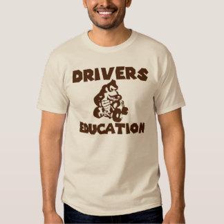 Drivers Educations Gorilla Shirt