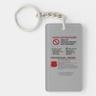 Drivers Helper - Drivers Ed Smart Info Keychain