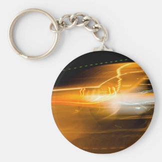 drives the night 2 basic round button keychain