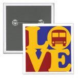 Driving a Bus Love Pin