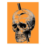 Driving A Long Nail Through The Skull Of A Corpse Post Cards