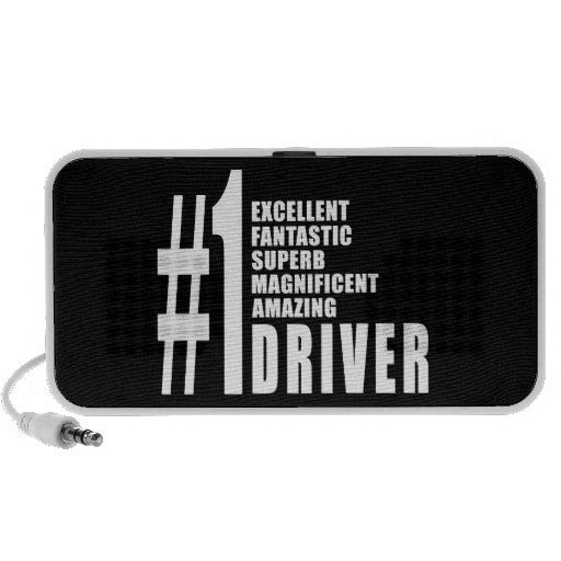 Driving and Drivers : Number One Driver Laptop Speakers