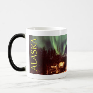 Driving Distractions Aurora Style Magic Mug