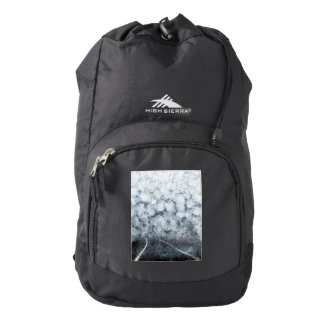 Driving during thick fog high sierra backpack