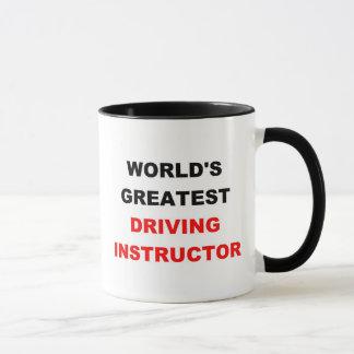 Driving Instructor Mug
