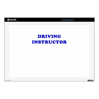 Driving Instructor Skin For Laptop