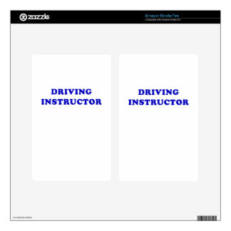 Driving Instructor Skins For Kindle Fire