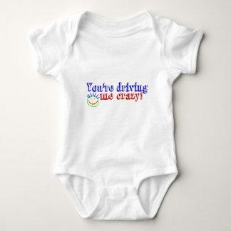 Driving My Crazy! Baby Bodysuit