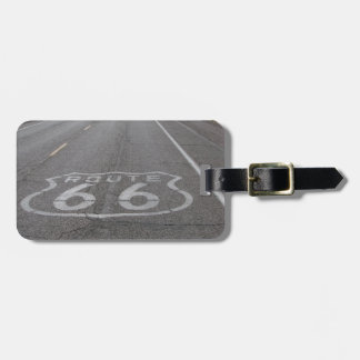 Driving Route 66 Bag Tag
