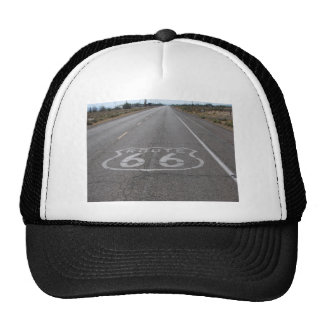Driving Route 66 Hat