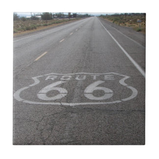Driving Route 66 Tile