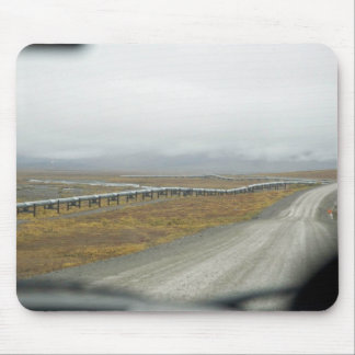 Driving the Dalton Highway Mouse Pads