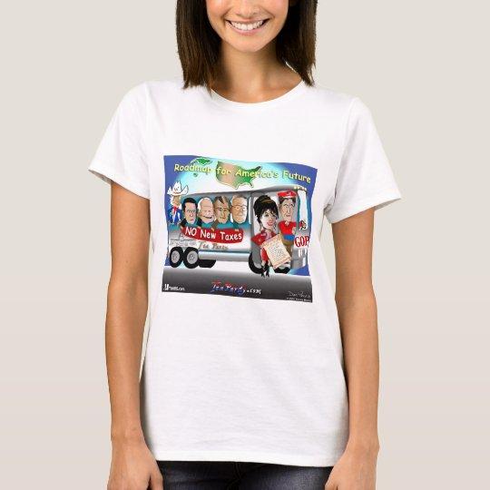 Driving USA T-Shirt