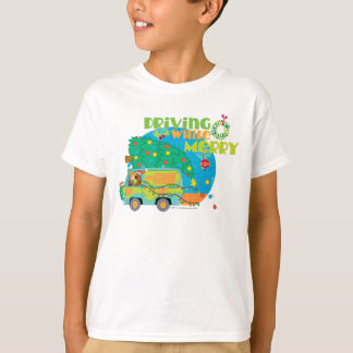 Driving While Merry 2 T-Shirt