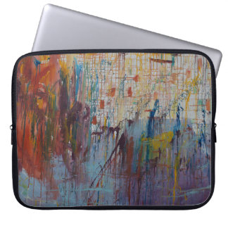 Drizzled Laptop Sleeves