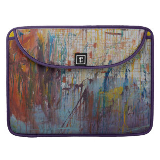 Drizzled MacBook Pro Sleeve