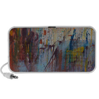 Drizzled iPod Speaker