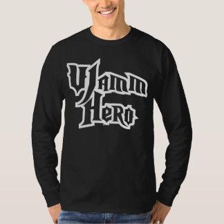 Drk de Vjamm_hero Playera