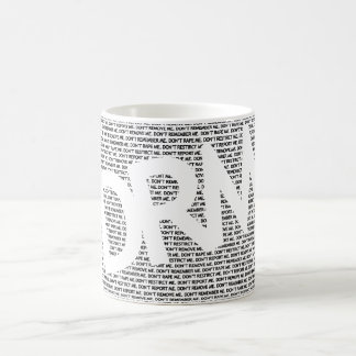 DRM: Don't Restrict Me (REMIX) Coffee Mugs