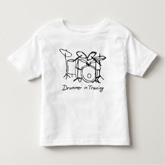 Drmmer in Training Toddler T-shirt