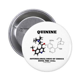 Droga antimalarial de la quinina de la opción hast pins