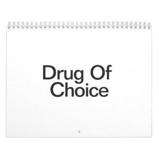Droga de Choice.ai Calendario De Pared
