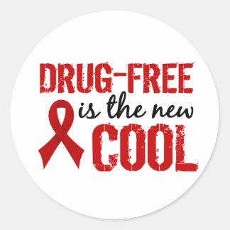 Droga-Libre es el nuevo se refresca Etiqueta Redonda