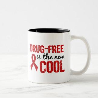 Droga-Libre es el nuevo se refresca Tazas De Café