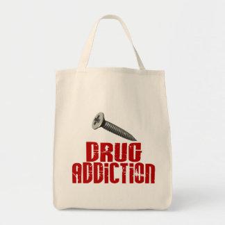 Drogadicción del tornillo bolsa