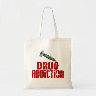 Drogadicción del tornillo bolsas