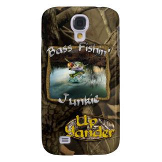 Drogadicto bajo de Fishin Funda Samsung S4