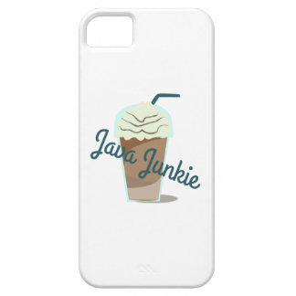 Drogadicto de Java iPhone 5 Case-Mate Fundas